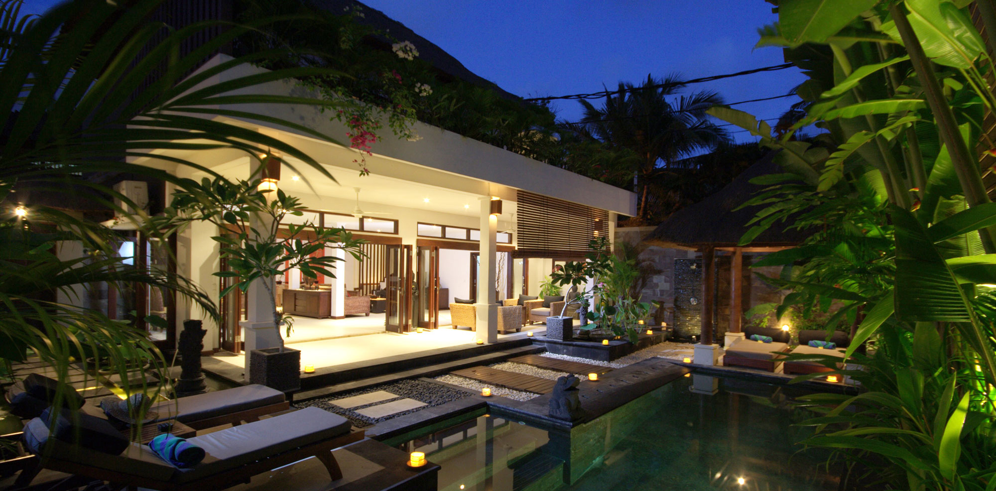 Traditional Master Bedroom Villa Kipas Luxury Private Bali Villas 2 Bedroom Villas